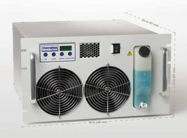 ThermoRack 800 Thermoelectric Recirculating Chillers Solid State Cooling Systems