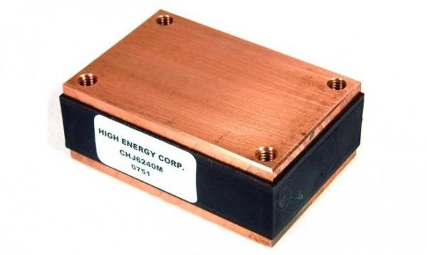CHJ Series Metallized Film Capacitors