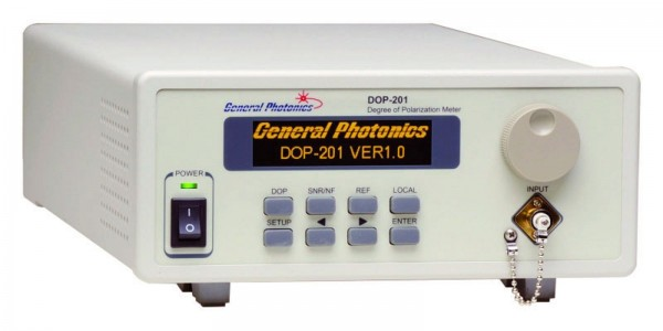 DOP-201 Degree of Polarization Meter General Photonics
