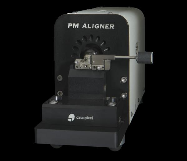 PM ALIGNER Polarization Maintaining Fiber Aligner Data-Pixel