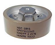 SPHT Series Power Disk Ceramic Capacitors