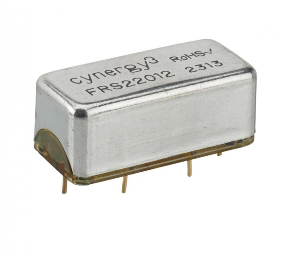 FRS22012 & SLR3 Series RF Reed Relays