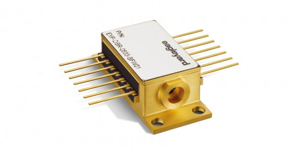 DBR Single Frequency Laser Diodes eagleyard Photonics