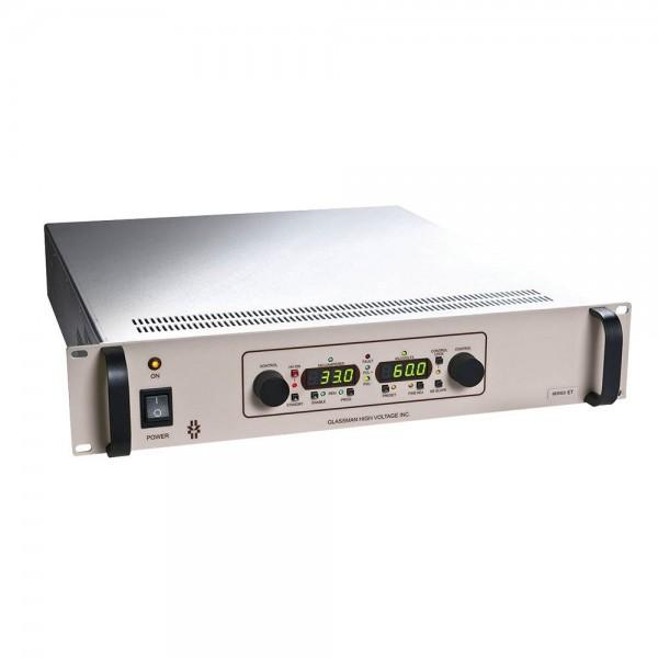 ET Series High Voltage AC_DC Power Supplies XP Glassman
