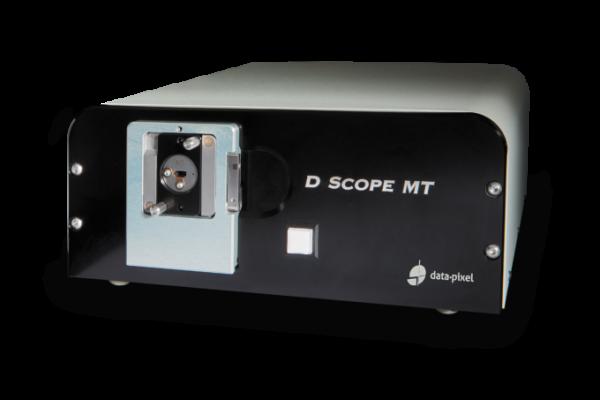 D SCOPE MT Benchtop Fiber Microscope for Multi-Fiber Connectors Data-Pixel
