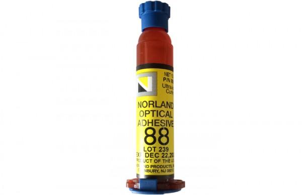NOA 88 Optical Adhesive 10 g syringe Norland Products
