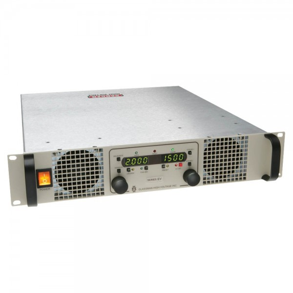 EV Series High Voltage AC_DC Power Supplies XP Glassman