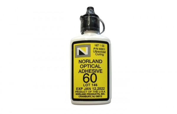 NOA 60 Optical Adhesive 1 oz Bottle Norland Products
