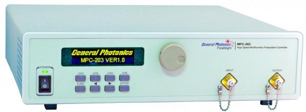 MPC-203 Polarization Controller General Photonics