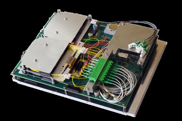 HYPERION Single Board Fiber Optic Sensing Interrogator Luna