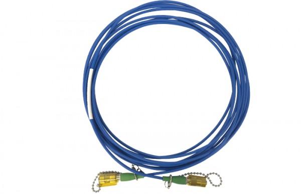 QPMJ-3A3A-488-3-5 125-3-5-1 PM Patch Cable 1280439 OZ Optics