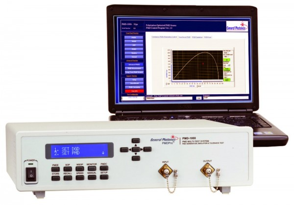 PMD-1000 PMD Source General Photonics