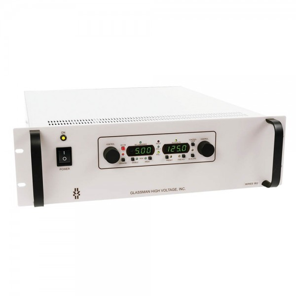 WJ Series High Voltage AC_DC Power Supplies XP Glassman Datasheet