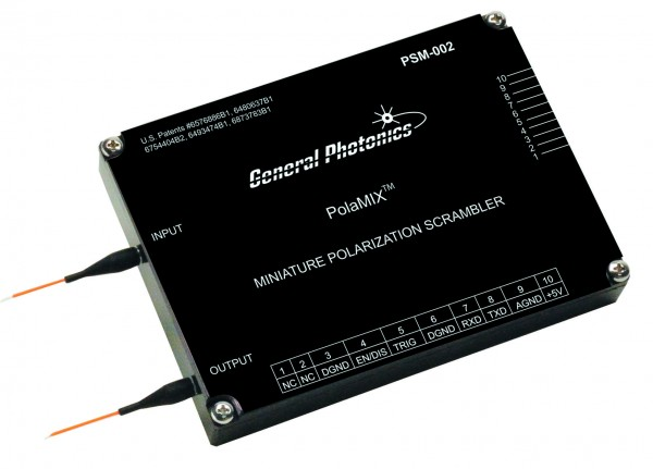 PSM-002 Polarization Scrambler General Photonics