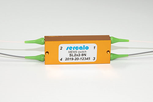 SL Series Fiber Optic MEMS Switches Sercalo Microtechnology