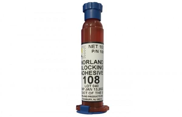 NBA 108 Blocking Adhesive 10 g syringe Norland Products