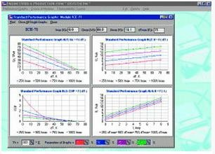 Thermoelectric Peltier Modules Selection Software