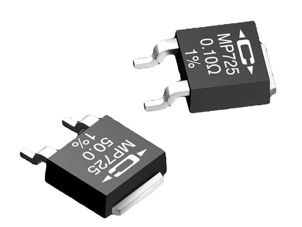 MP725 Power Film Resistors