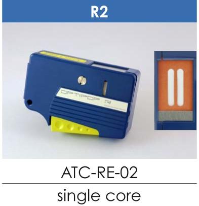 OPTIPOP Reel Cleaner Two-slot type ATC-RE-02