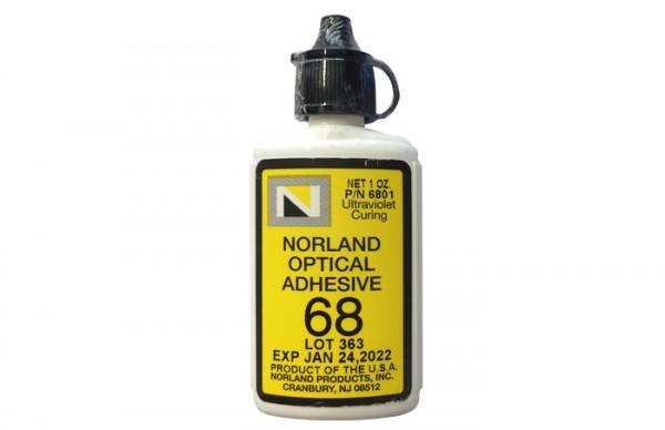 NOA 68 Optical Adhesive 1 oz bottle Norland Products