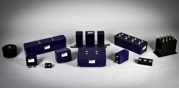 R Series Film Capacitors