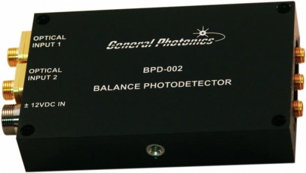 BPD-002 Balanced Photodetector General Photonics