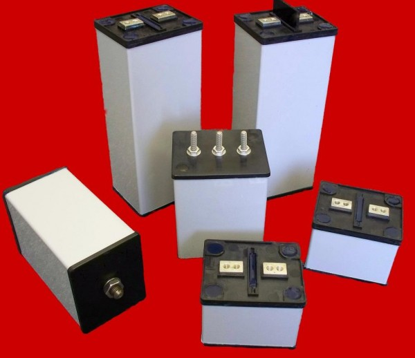 E Series Film Capacitors