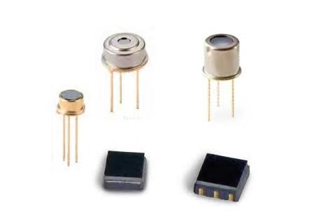 DigiPile Thermopile Sensors Excelitas
