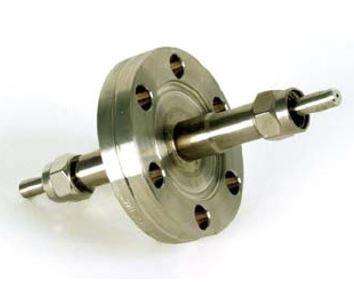 VFT Fiber Vacuum Pressure Feedthroughs Fiberguide