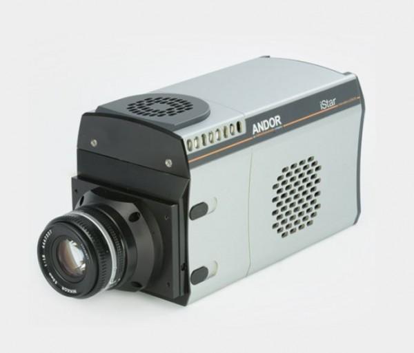 iStar sCMOS Cameras Andor Technology