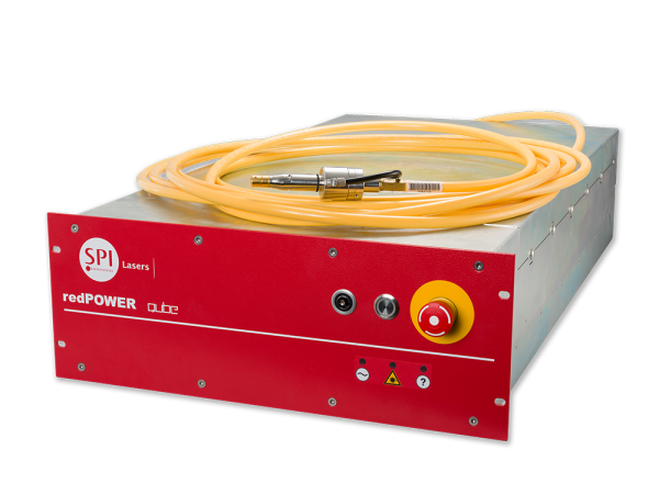 redPOWER® QUBE CW Fiber Lasers SPI Lasers