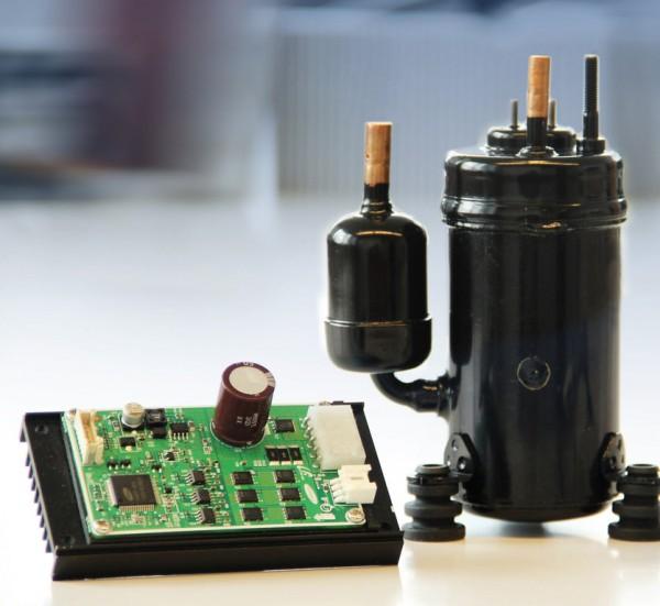 UX0T011ZNAE5/SBMC1 (24V) Mini Rotary Compressor