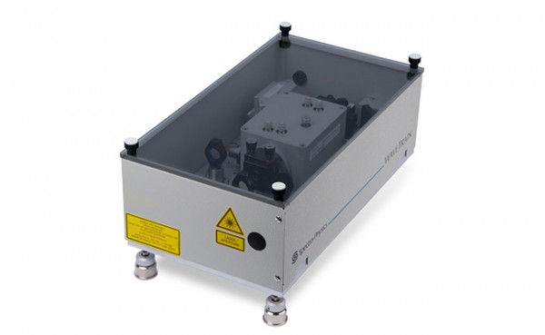 WaveTrain 2 Series External Cavity Frequency Doublers for CW Lasers Sirah Lasertechnik