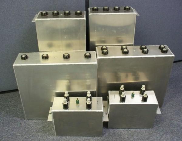 WA Series Film Capacitors NWL-Cornell Dubilier CDE