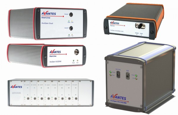 AvaSpec StarLine Spectrometers Avantes