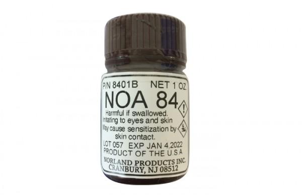 NOA 84 Optical Adhesive 1 oz bottle Norland Products