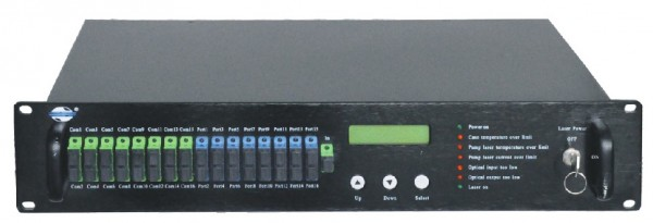 YEDFA-MP EDFA Racks LightComm Technology