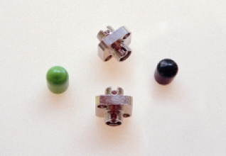 FC Square Solid Adapters
