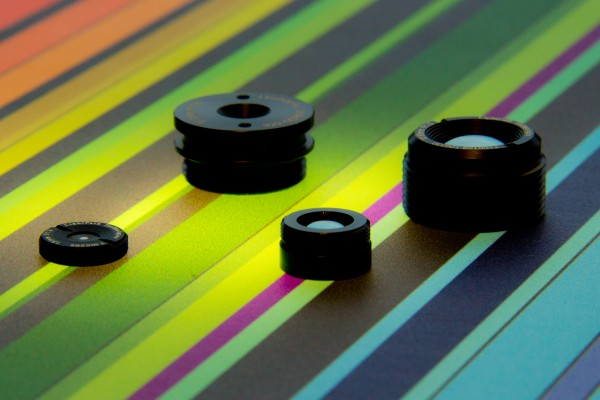 35x-MT Mounted Standard Molded Aspheric Lenses LightPath Technologies