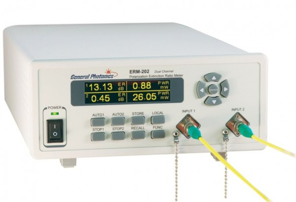 ERM-202 Extinction Ratio Meter General Photonics