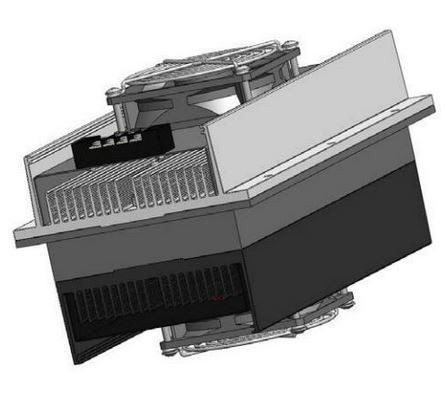 120-24-AA Cabinet Cooler - 60W Cooling Capacity - TEC based
