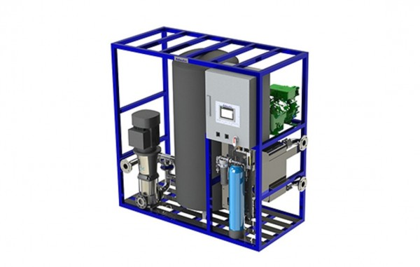 B Series Water Cooling Stations Adwatec