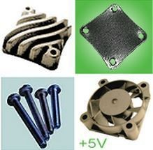 Accessories Thermal Solution Kit (incl WHS302, WTW002, WXC305 and WXC303 for 5V) - WEV301