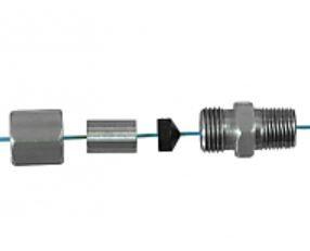 VAC Fiber Vacuum Pressure Feedthroughs OZ Optics