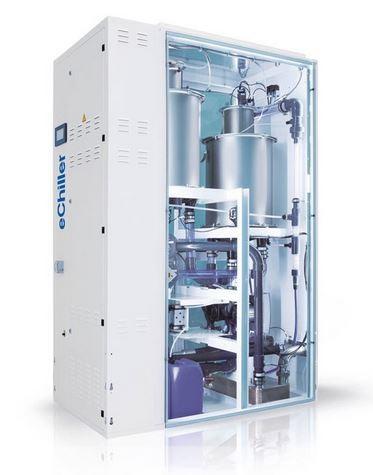 eChiller35 eChiller45 Turbo Compressor Recirculating Chiller Efficient Energy