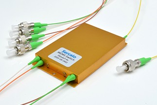 SW Series Fiber Optic MEMS Switches Sercalo Microtechnology