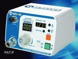 Pneumatic syringe dispenser (digital)