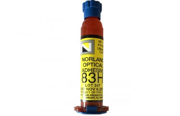 NOA 83H Optical Adhesive 10 g syringe Norland Products