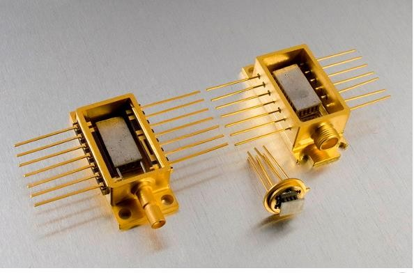 Micro Thermoelectric Peltier Modules for Optoelectronics