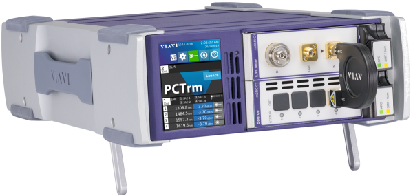 PCT-rm Benchtop IL and RL Test Solutions Viavi Solutions